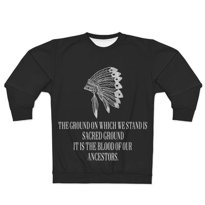 Sacred Ancestors' Ground Sweatshirt