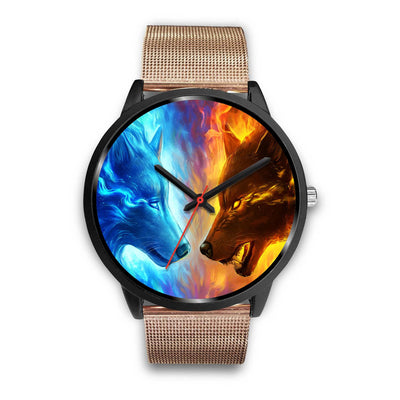 Fire & Ice Watch