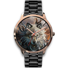 Load image into Gallery viewer, Wolf Warrior Watch