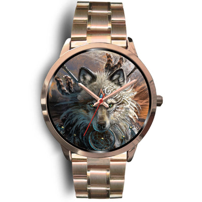 Wolf Warrior Watch