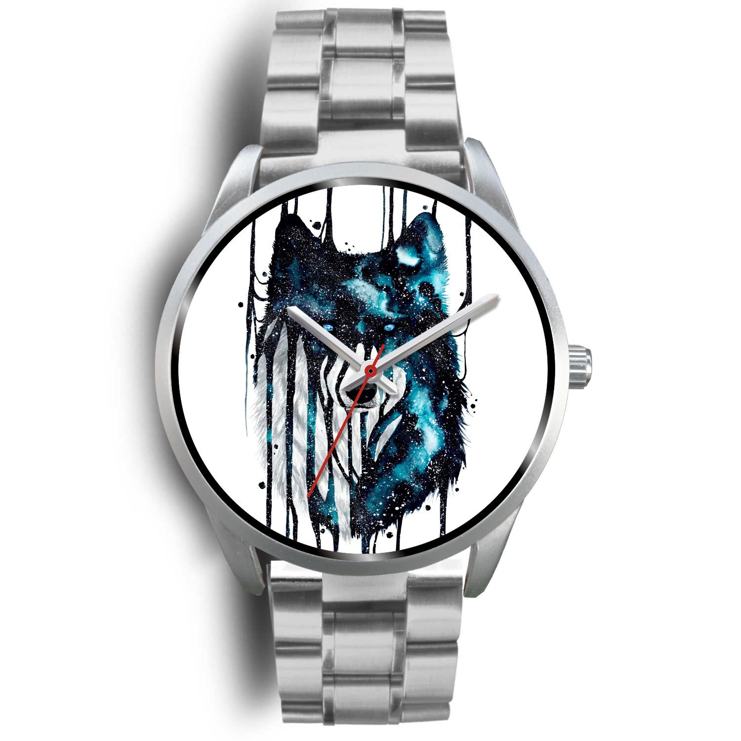 Galaxy Wolf Watch
