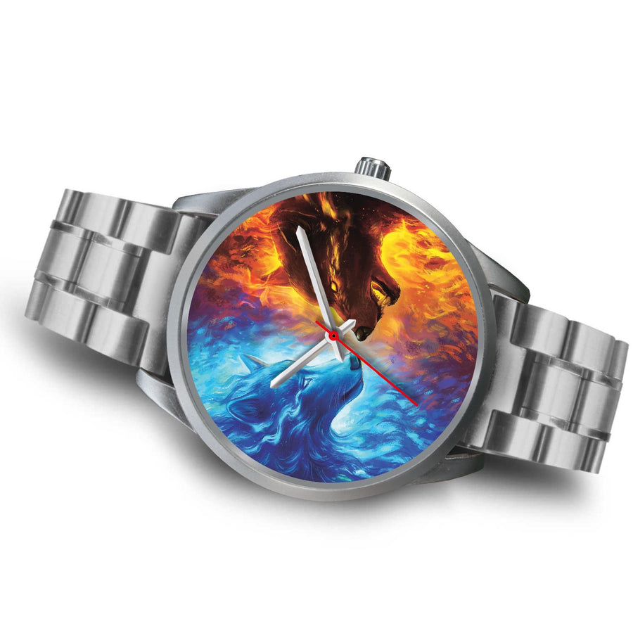 Fire&Ice Extended Watch by JojoesArt