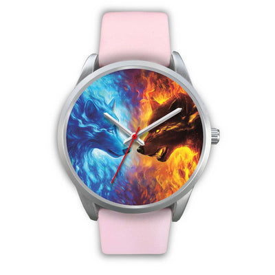 Fire & Ice Extended Watch