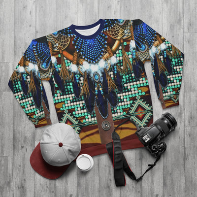 Great Sky Dancer All Over Print Sweatshirt