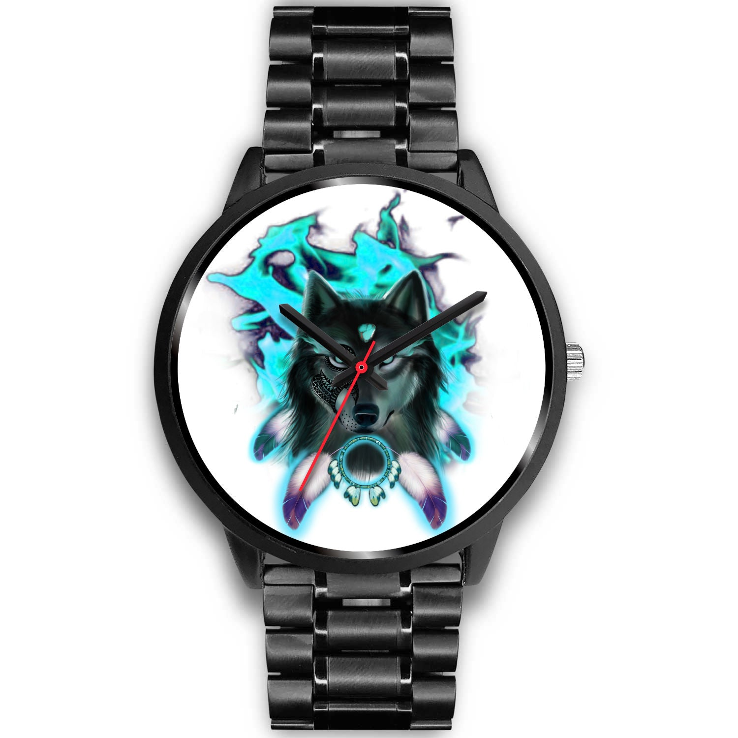 Wakanda Black Watches