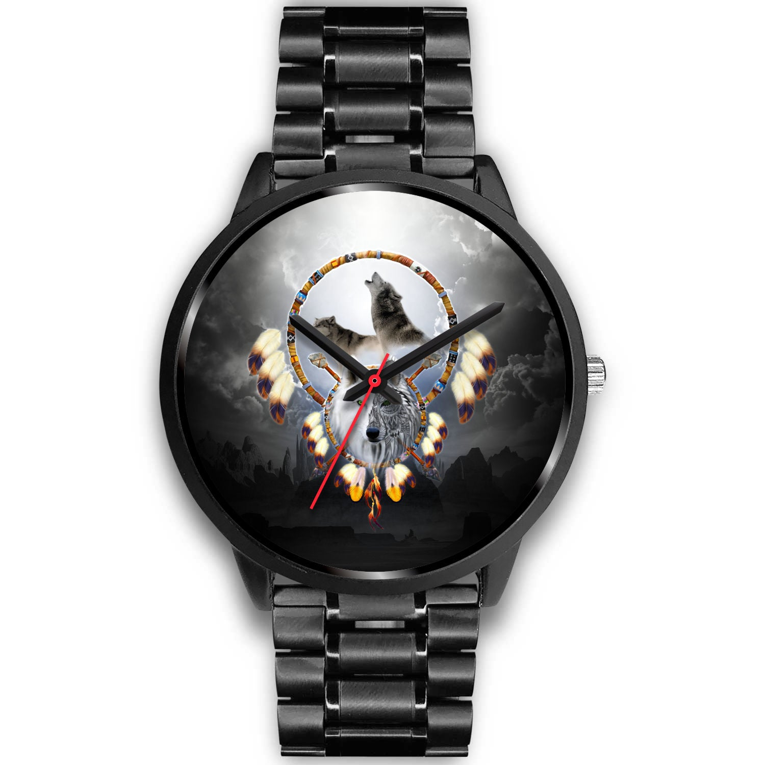 Omega Wolf Watch