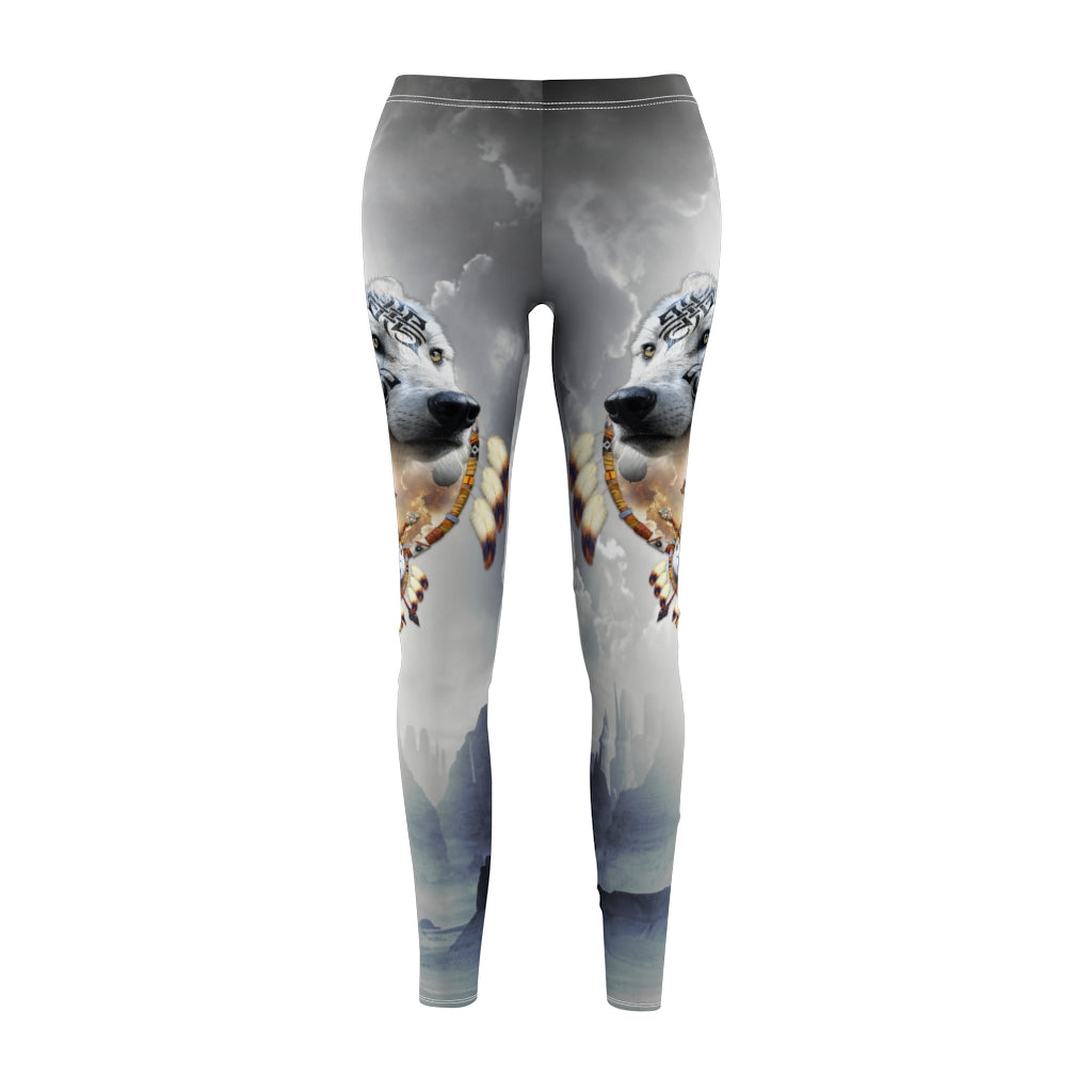 Song of the Elder Warrior Dark All Over Print Leggings