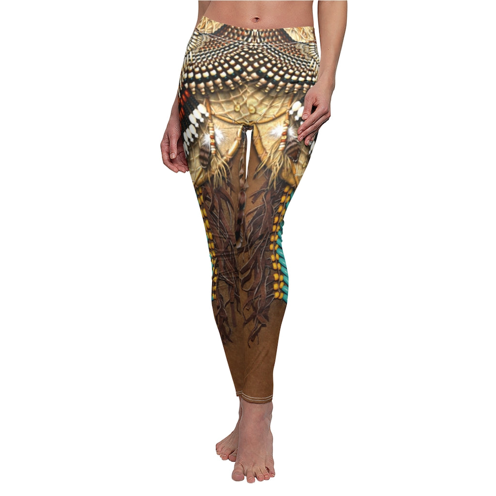Sacred Dream Keeper All Over Print Leggings