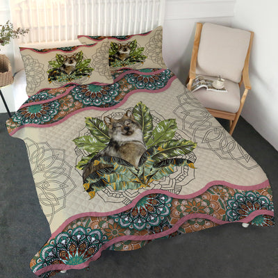 Forest Guardian Quilt Set