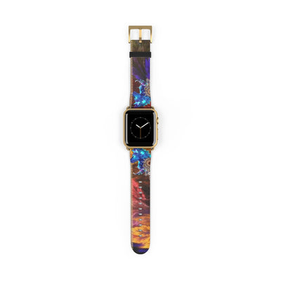 Storm Wolf Watch Band