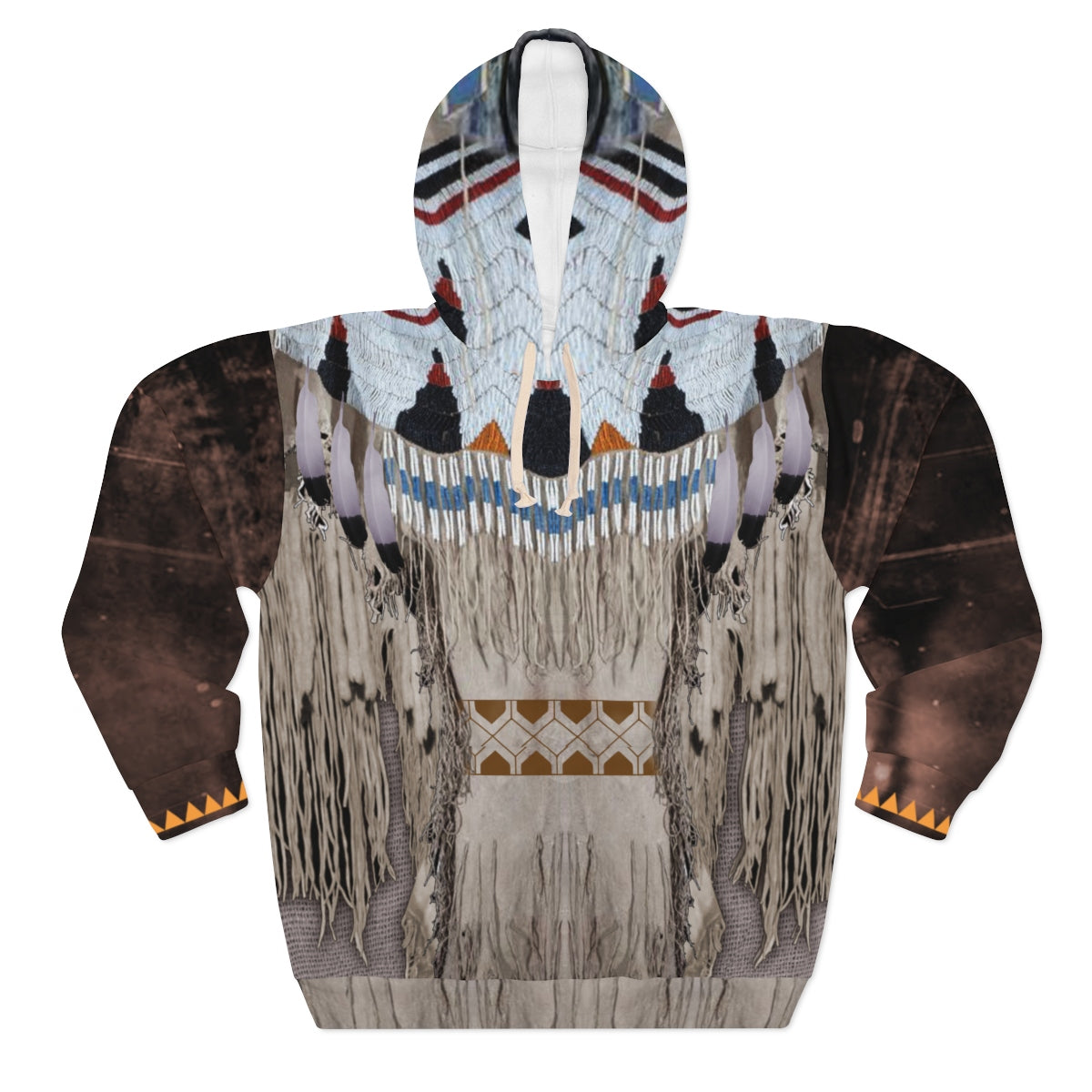 Spirit of Our Ancestors All Over Print Hoodie