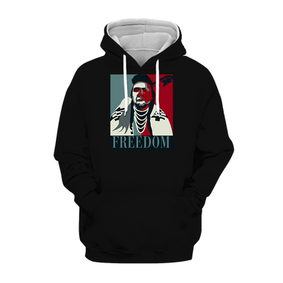 "Chief Joseph ""Freedom"" Hooded Sweatshirt"
