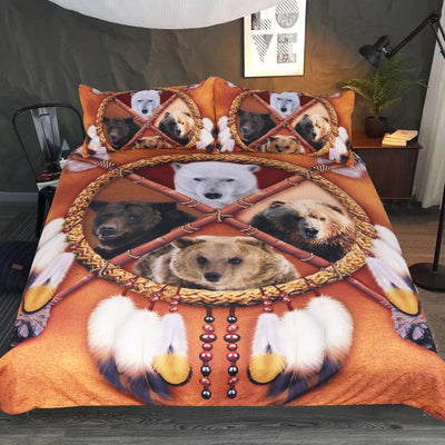 4 Bears Dreamcatcher Bedding Set