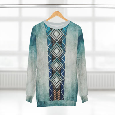 River Guardian All Over Print Sweatshirt