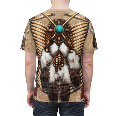 Desert Wanderer All Over Print T-shirt