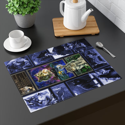 Code of the Wolf 2 Placemat