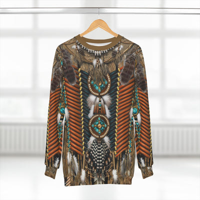 Dance of the spirit All Over Print Sweatshirt