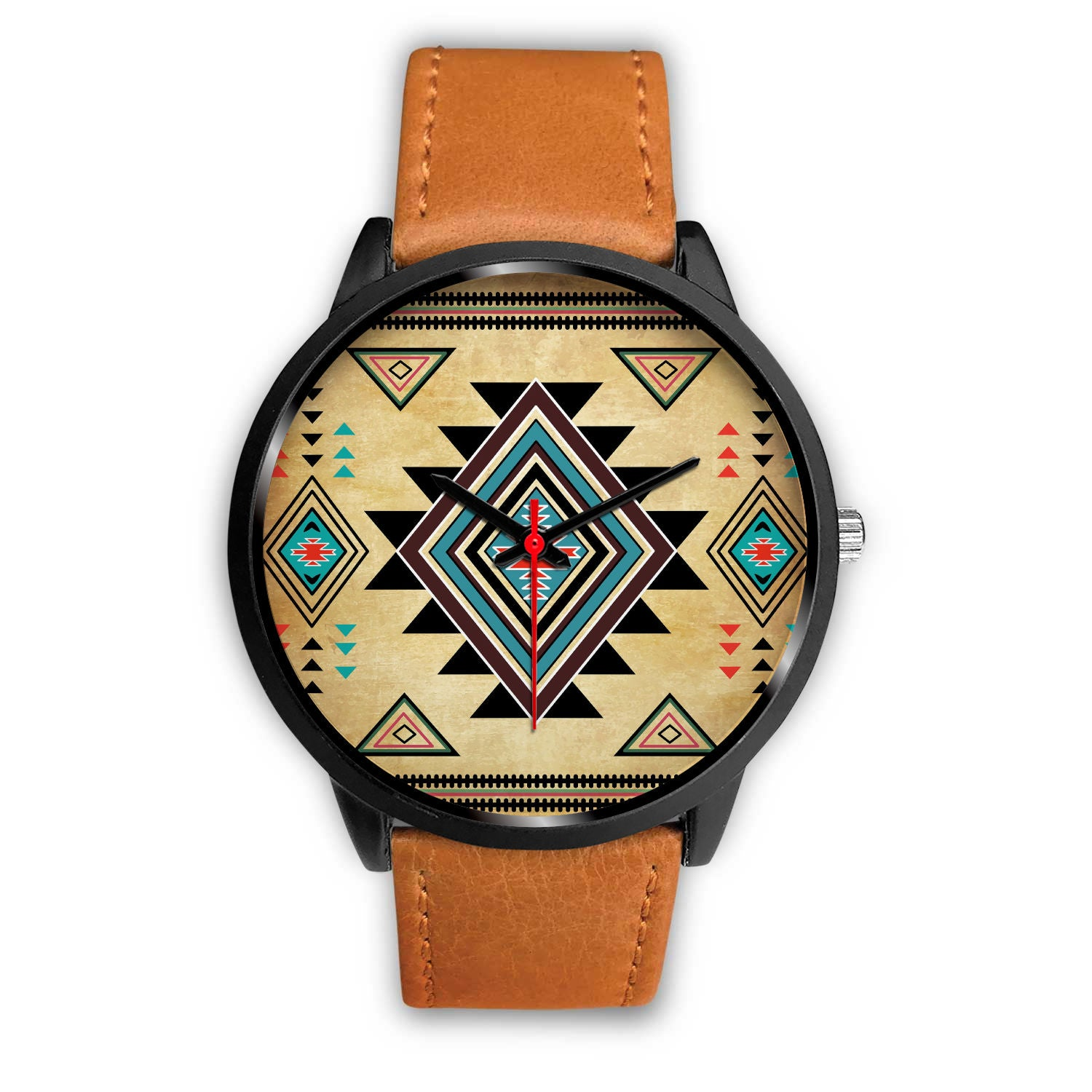 Native-inspired Watch