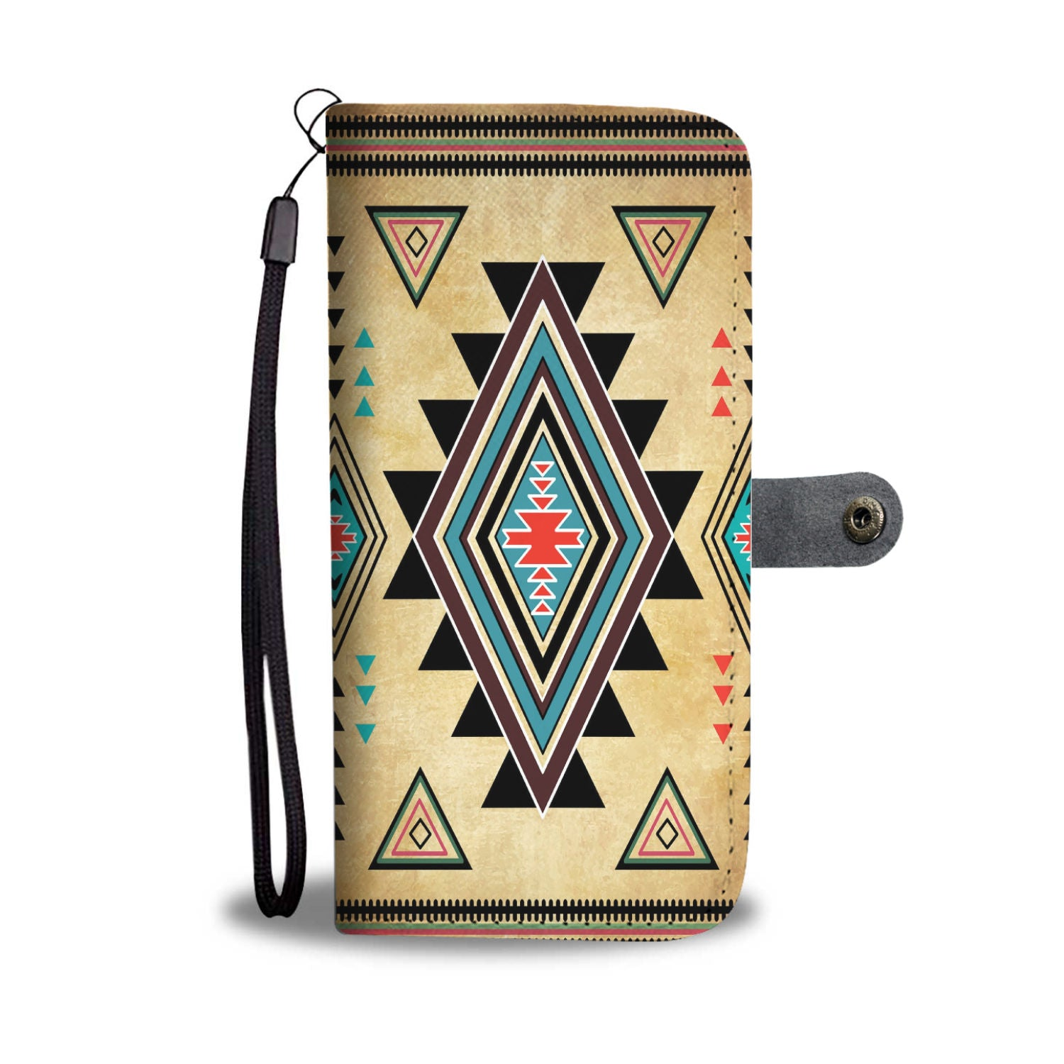 Native American Wallet Phone Case