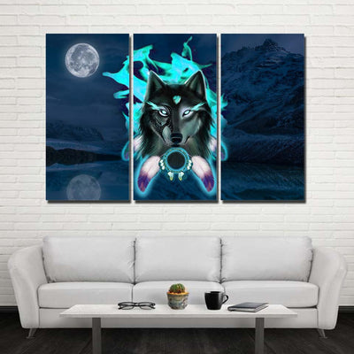 Wakanda 3PC Canvas V
