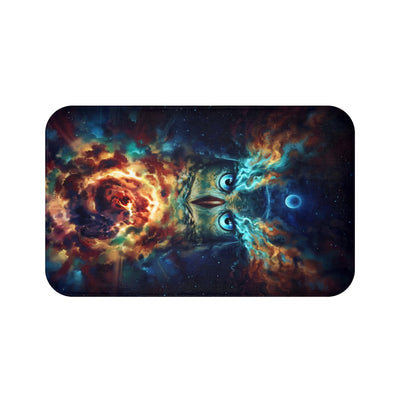 Nebowla by Jojoes Art Bath Mat