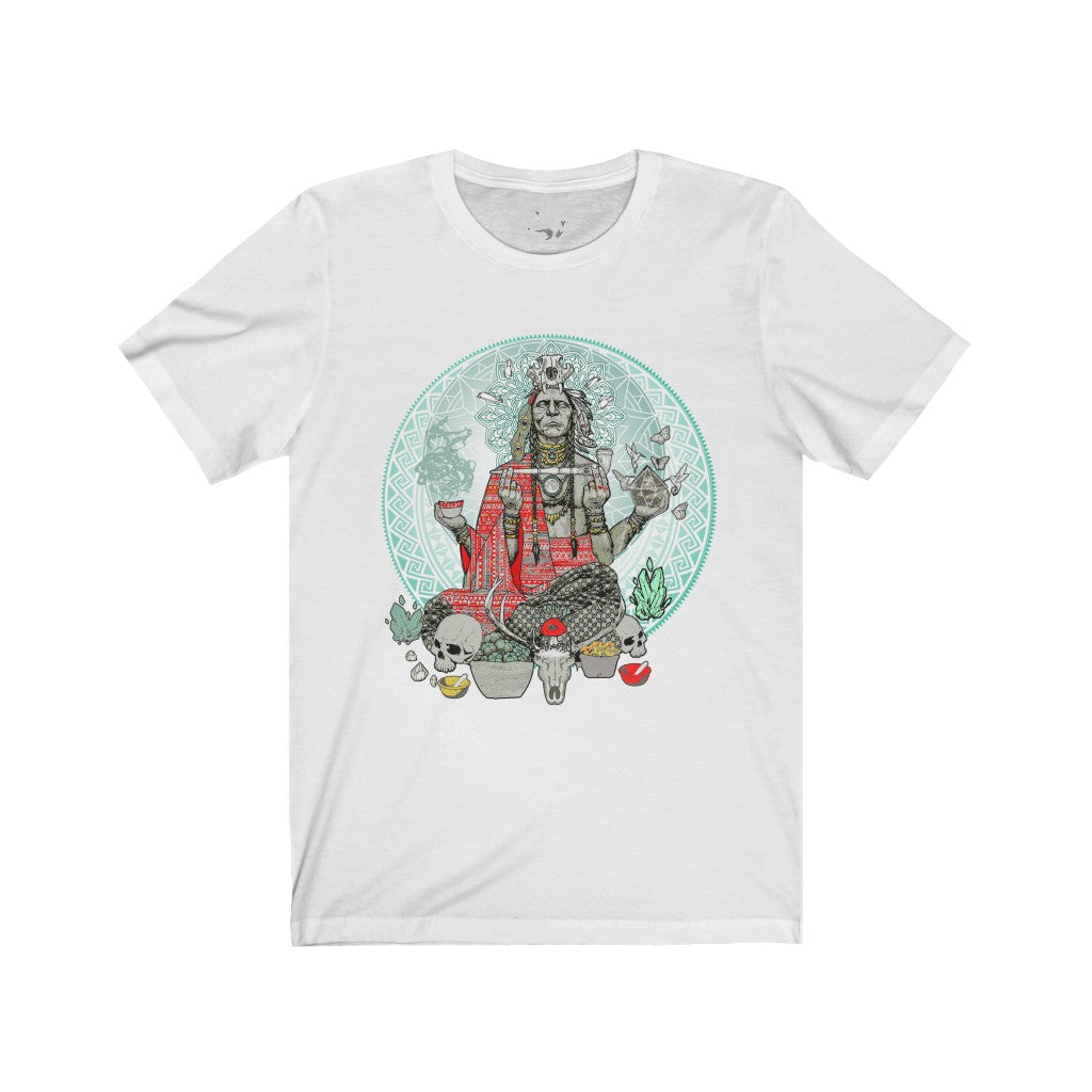 Meditation Mandala T-shirt