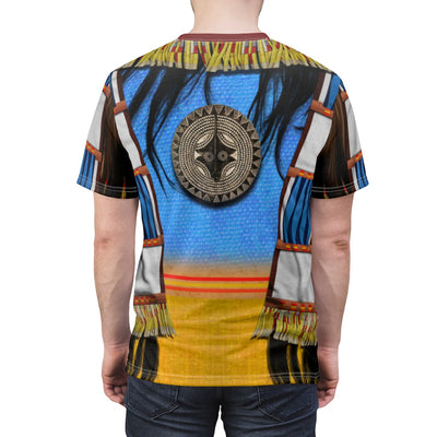 Shaman's Mane All Over Print T-shirt