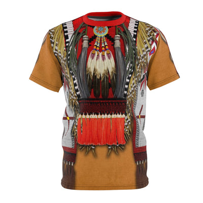 Native's Pride All Over Print T-shirt