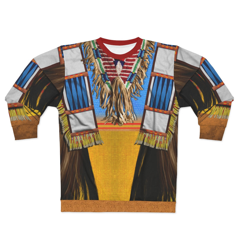 Shaman's Mane All Over Print Sweatshirt