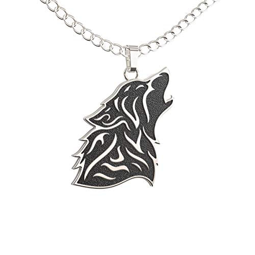 Moon Howler Necklace