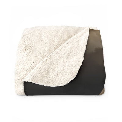 King & Queen of Dreams Sherpa Fleece Blanket