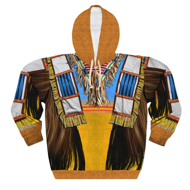 Shaman's Mane All Over Print Hoodie