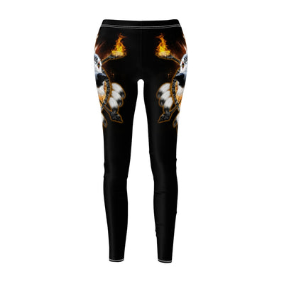 Fire Wolf Chief All Over Print Leggings