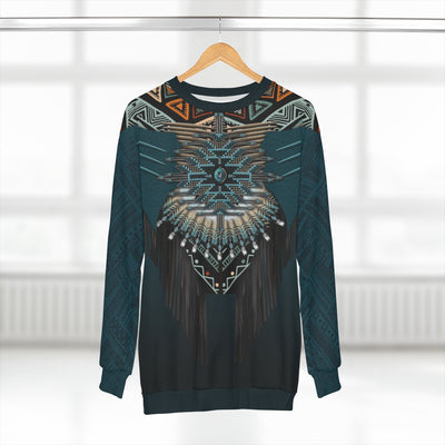 Blue Horizon All Over Print Sweatshirt