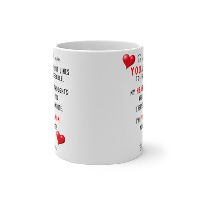 To My Hero Mom Magic Mug