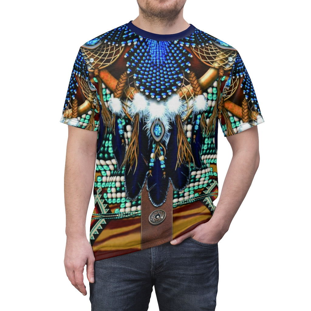 Great Sky Dancer All Over Print T-shirt