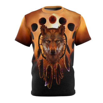 Blood Moon All Over Print T-shirt
