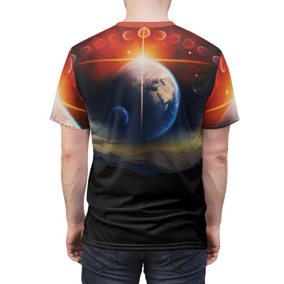 Guardian Of Peace All Over Print T-shirt