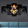 Fire Wolf Chief 5PC Canvas