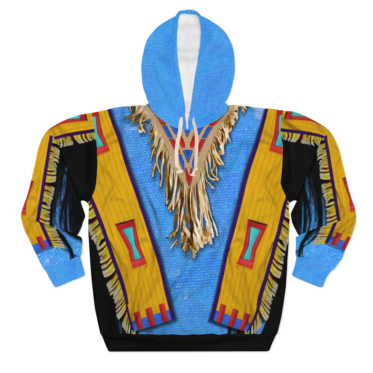 Galloping Horse All Over Print Hoodie