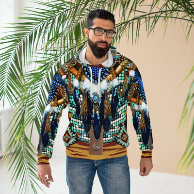 Great Sky Dancer All Over Print Hoodie