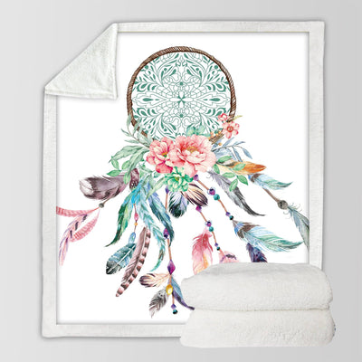 Big Dreamcatcher Blanket