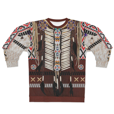Path of the Warrior All Over Print Sweatshirt