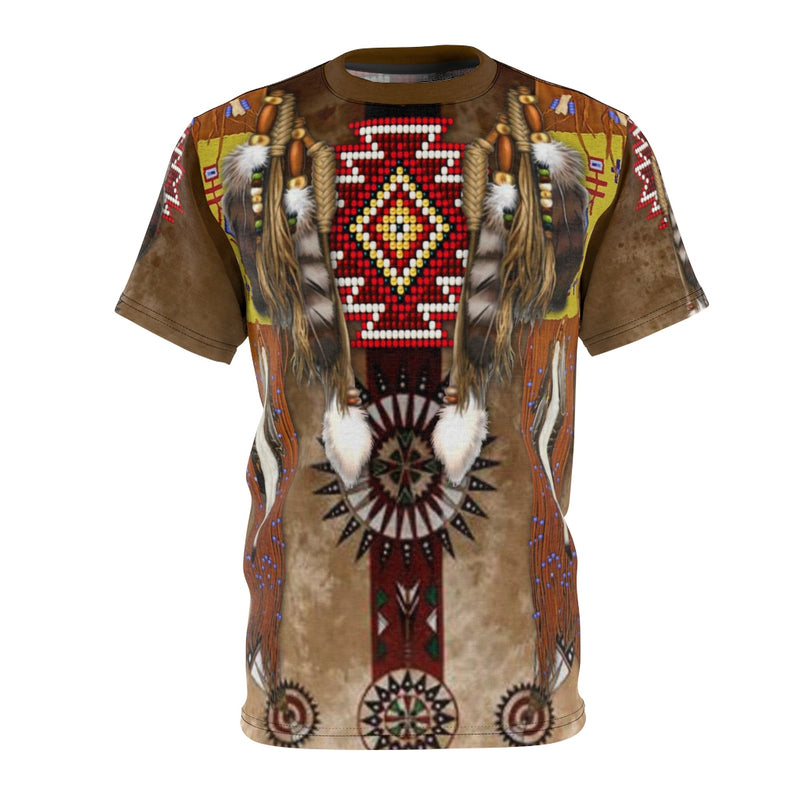 Shamans Apprentice All Over Print T-shirt