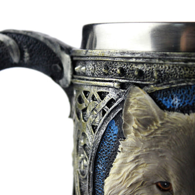 Ancient Wolf Lord Mug/Goblet