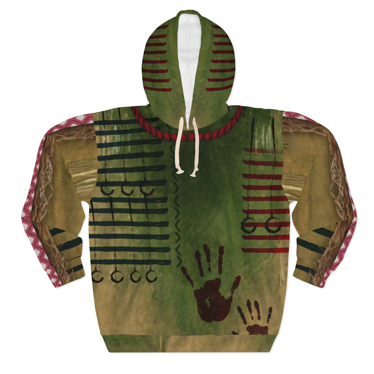 Mark of Our Ancestors All Over Print Hoodie