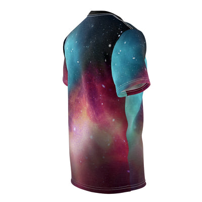 Galaxy Dream Catcher All Over Print T-shirt