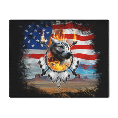 Nation of Fiery Hearts Placemat
