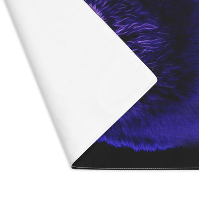 Brilliance Wolf Blue Placemat