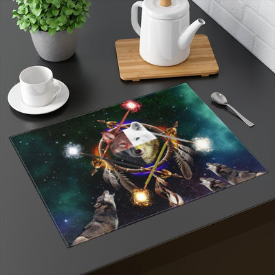 4 Ages Color Placemat